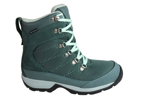 The North Face Womens Chilkat Nylon Lace Up Waterproof Ankle Boots