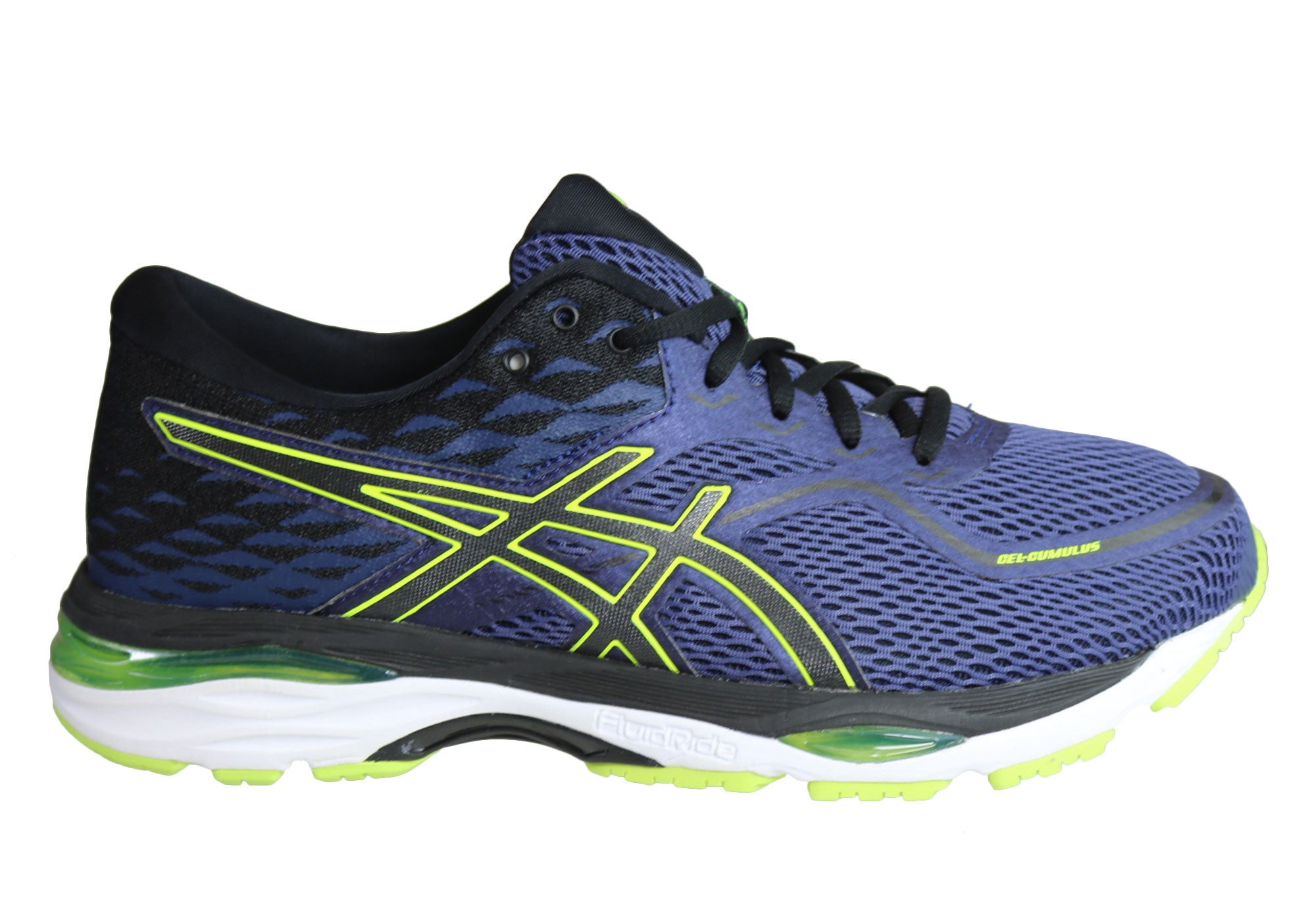 aa252cb3fedbc9 Asics Gel-Cumulus 19 Mens Premium Cushioned Running Sport Shoes ...
