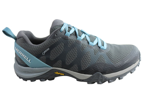 Merrell Womens Siren 3 Gore Tex Comfortable Hiking Shoes