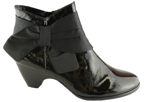 Hush Puppies Treacle Womens Ankle Boots