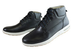 Ferricelli Caleb Mens Leather Comfy Dress Casual Boots Made In Brazil