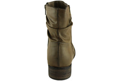 Isabella Brown Marlon Womens Ankle Boots