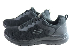 Skechers Womens Bountiful Quick Path Memory Foam Athletic Shoes