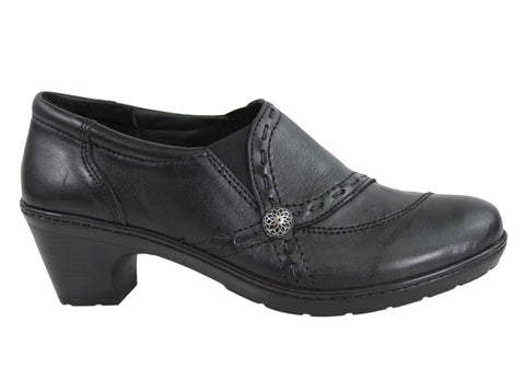 Cabello Womens Soft Leather Shoes Made In Turkey
