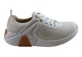 Modare Ultraconforto Jackie Womens Comfort Casual Shoes Made In Brazil