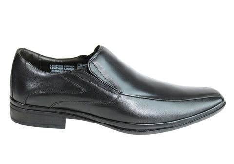 Savelli Lance Mens Comfort Slip On Leather Dress Shoes Made In Brazil