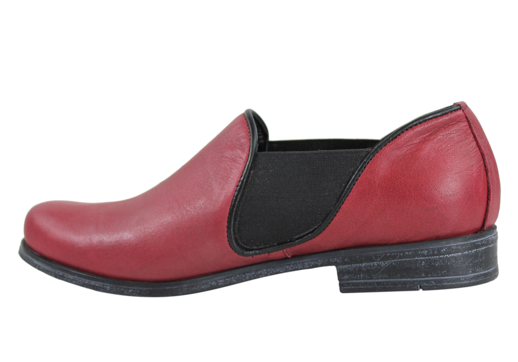 Bueno Irondale Womens Leather Shoes Made In Turkey