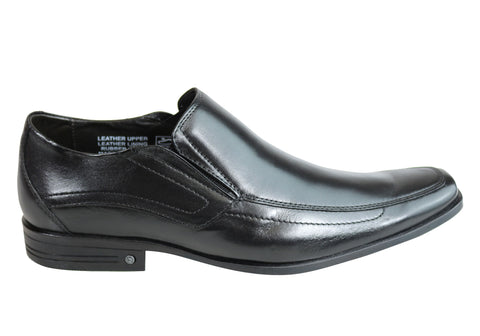 Savelli Easton Mens Comfort Slip On Leather Dress Shoes Made In Brazil