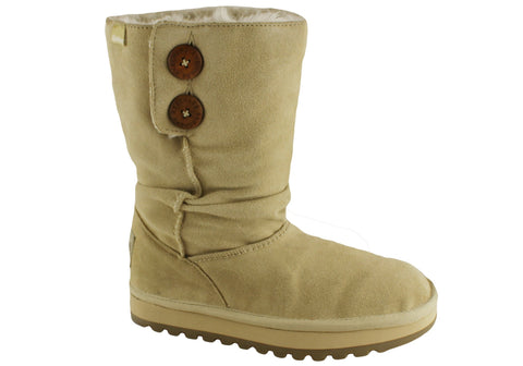 Skechers Keepsakes Freezing Temps Womens Warm Ankle Boots