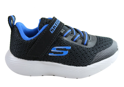Skechers Infant Boys Dyna Lite Athletic Memory Foam Shoes