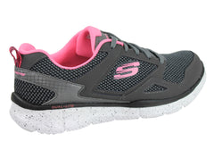 Skechers Equalizer New School Memory Foam Shoes