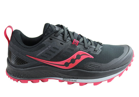 Saucony Womens Peregrine 10 Comfortable Trail Running Athletic Shoes