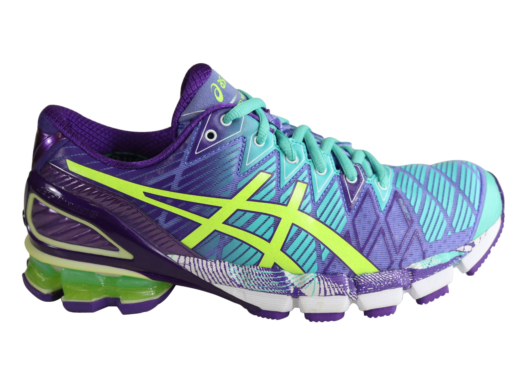 Royaume-Uni disponibilité ee541 a3787 Asics Gel Kinsei 5 Womens Premium Running Shoes