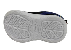 Skechers S Lights Ipox Rayz Infant Boys Shoes