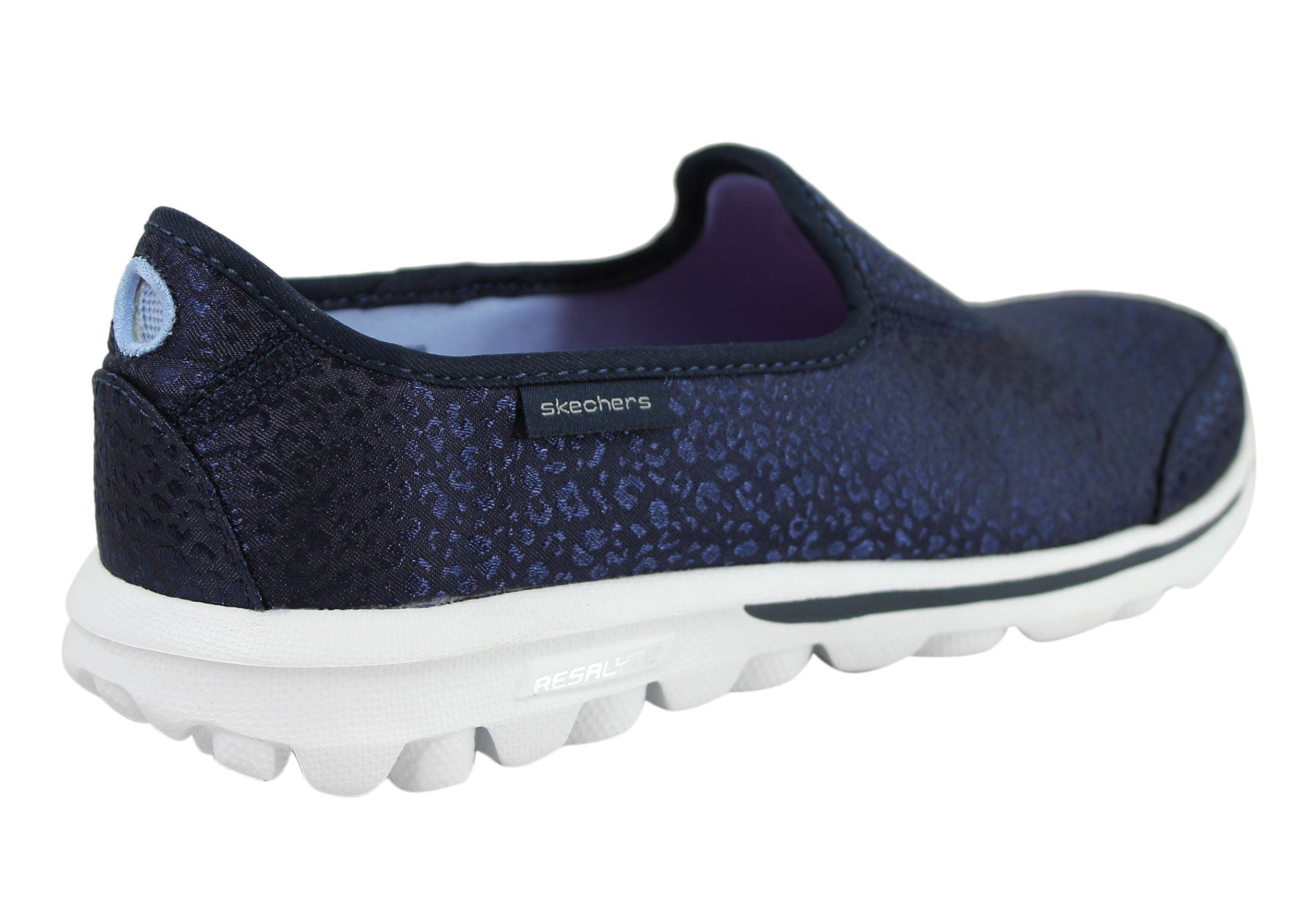 Skechers Go Walk Untamed Womens Casual Shoes