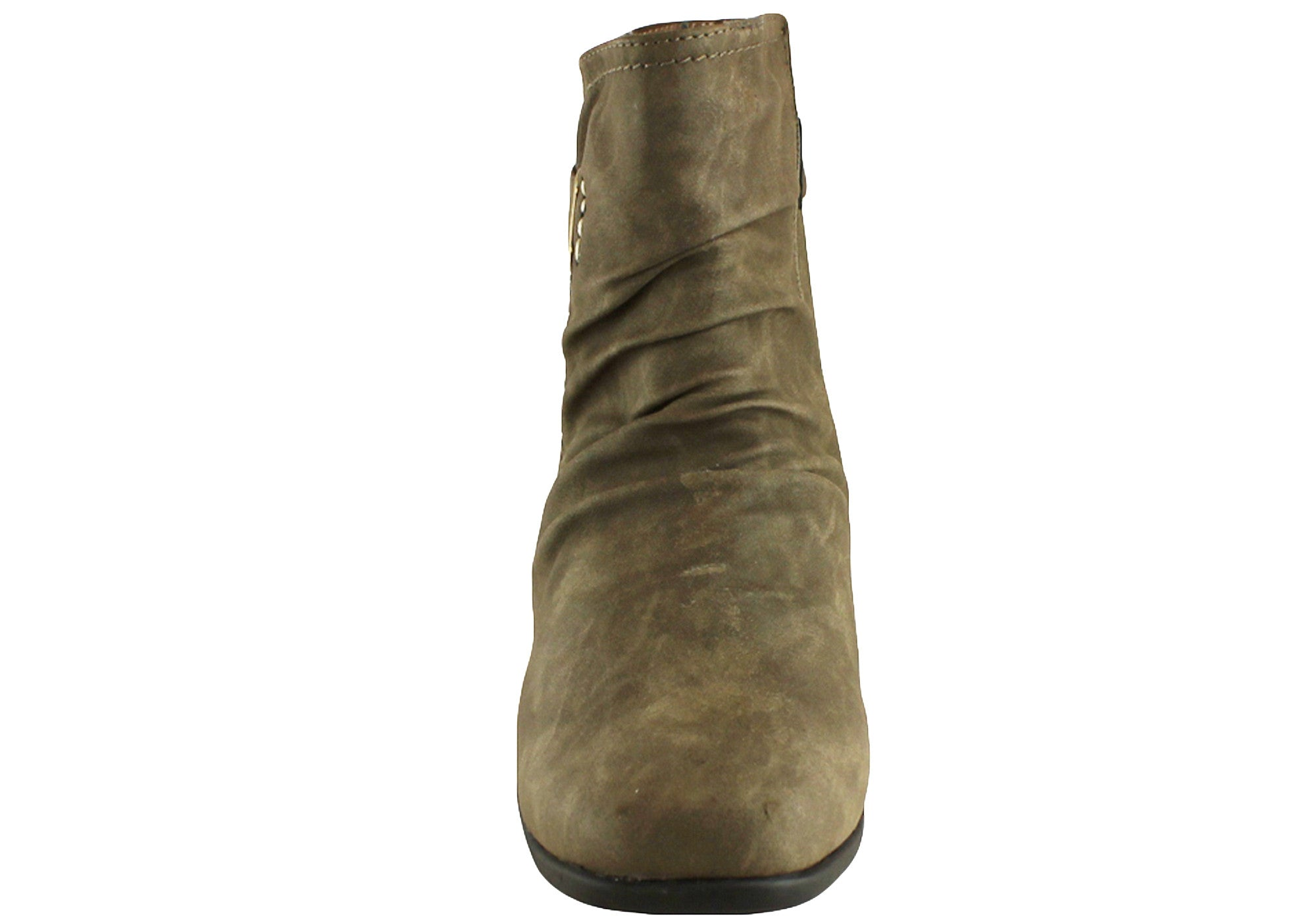Bellissimo Olivia Womens Comfortable Ankle Boots