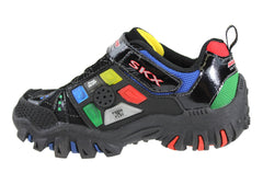Skechers Damager Game Boys Light Up Shoes