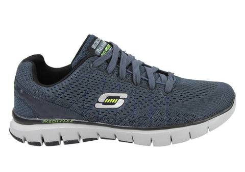 Skechers Relaxed Fit Skech Flex Mens Memory Foam Shoes