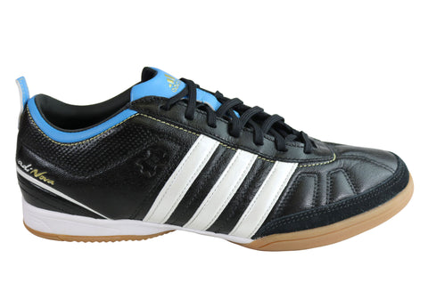 Adidas Mens Adinova IV Comfortable Leather Football/Soccer Shoes