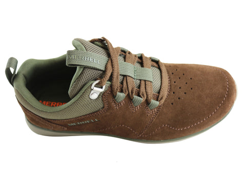 Merrell Getaway Locksley Lace Leather