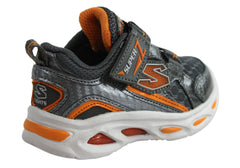 Skechers S Lights Ipox Toddler Light Up Sneakers