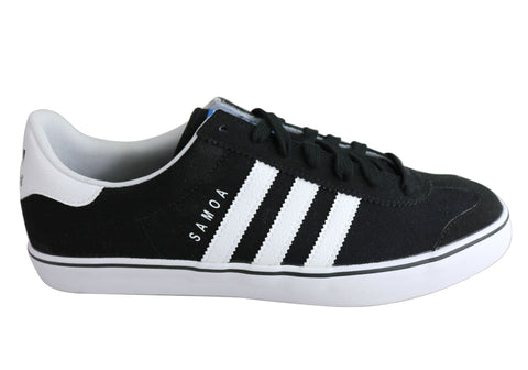 Adidas Originals Samoa Vulc Mens Comfortable Lace Up Casual Shoes