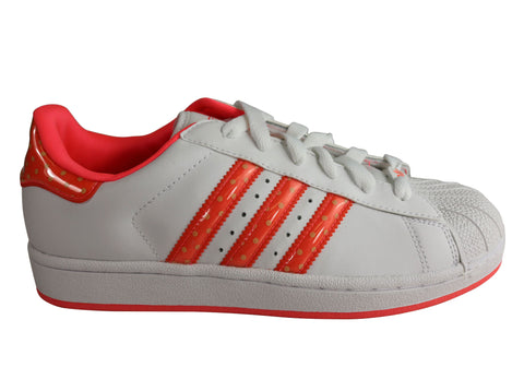 Adidas Originals Superstar 2 Womens Comfortable Lace Up Shoes Sneakers