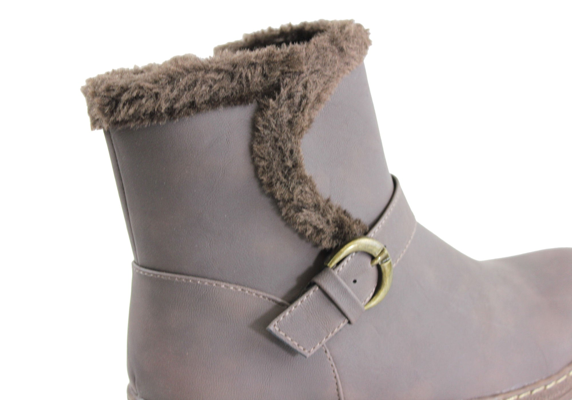 Bellissimo Simba Womens Comfortable Ankle Boots