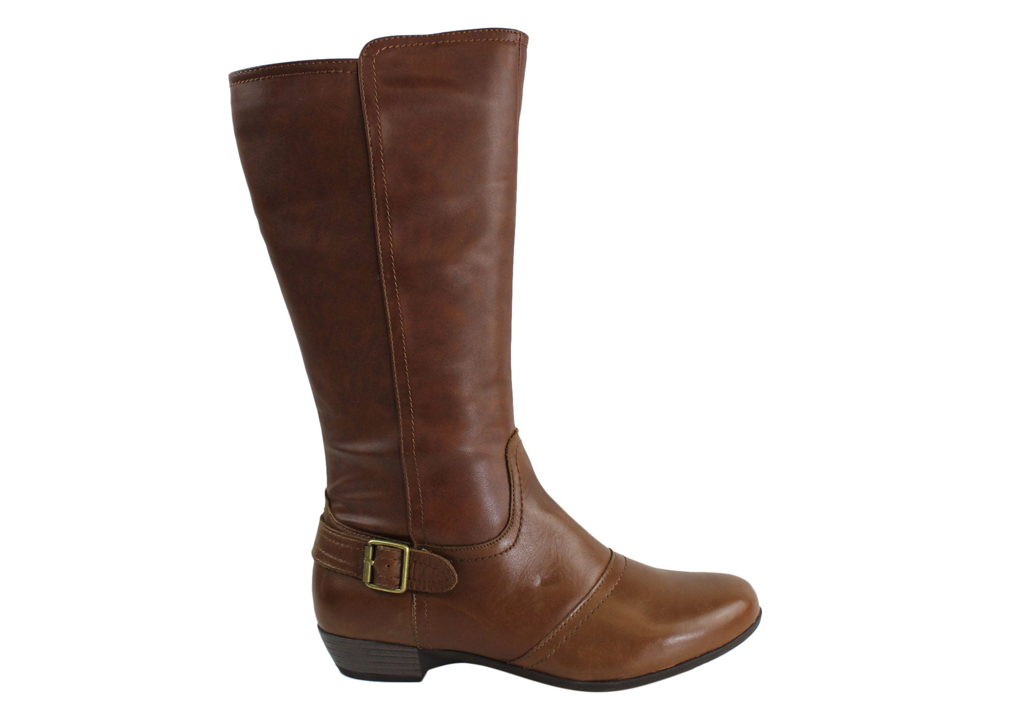 0b412d4c2189 Cushion Comfort Anouk Womens Leather Comfortable Boots