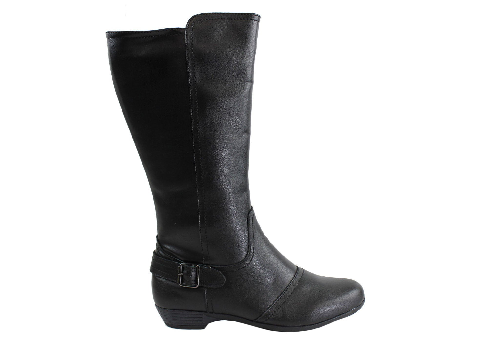ad5891d29 Cushion Comfort Anouk Womens Leather Comfortable Boots