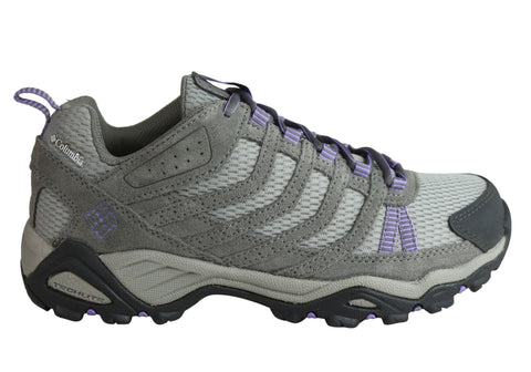 Columbia Womens Jewel Basin Comfortable Durable Hiking Shoes