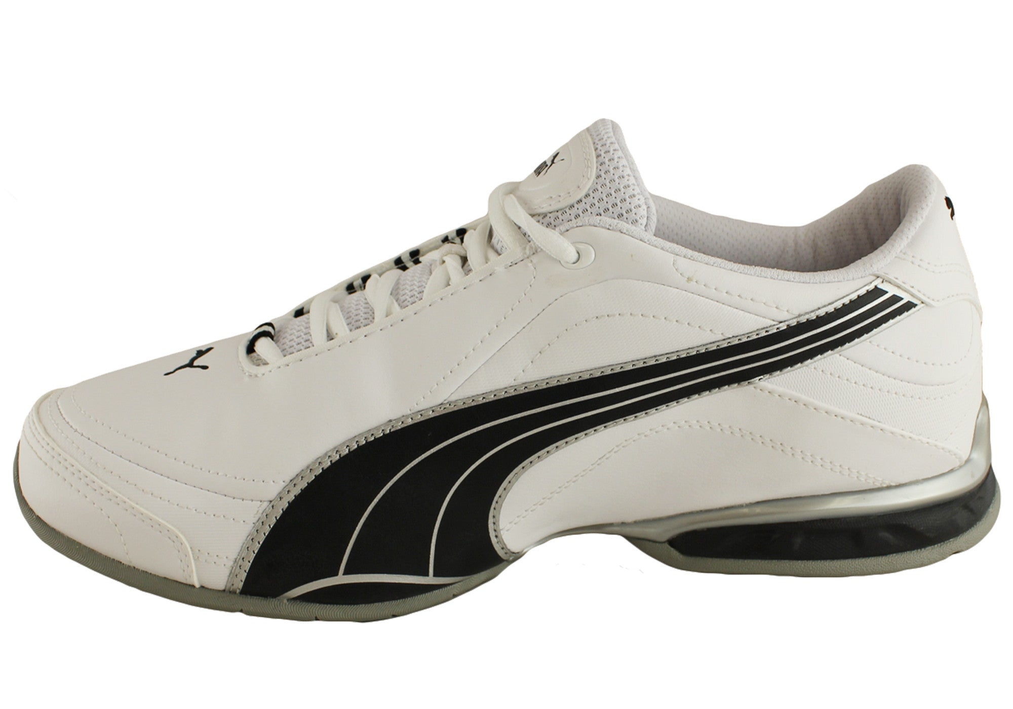 Puma Tazon 4 Mens Lace Up Sports Shoes