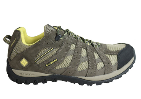 Columbia Womens Redmond Waterproof Comfortable Durable Hiking Shoes