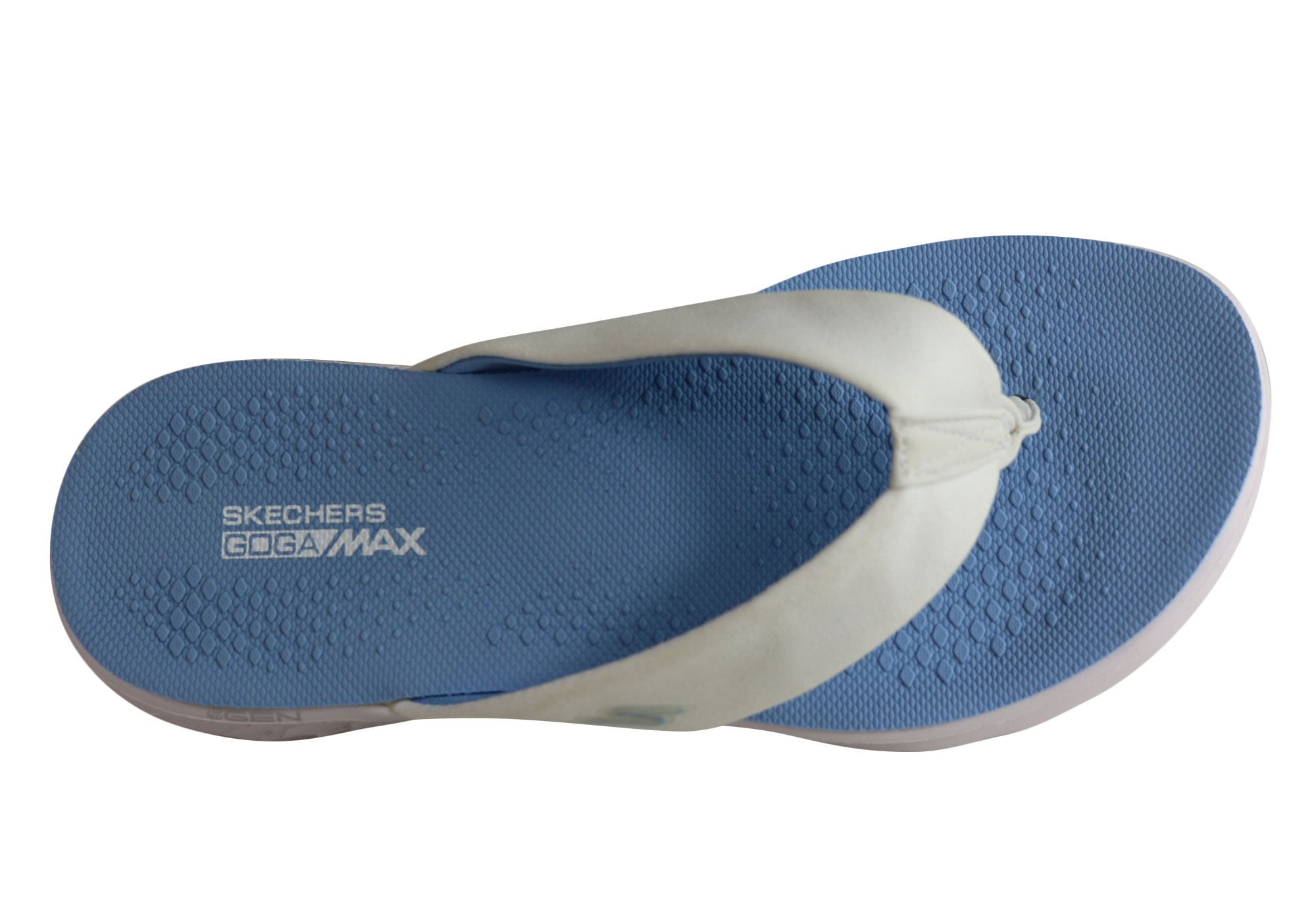 6e285578791b New Skechers On The Go 400 Essence Womens Comfortable Flat Thong ...
