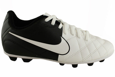 Nike Jr Tiempo Rio FG-R Boys Football Boots