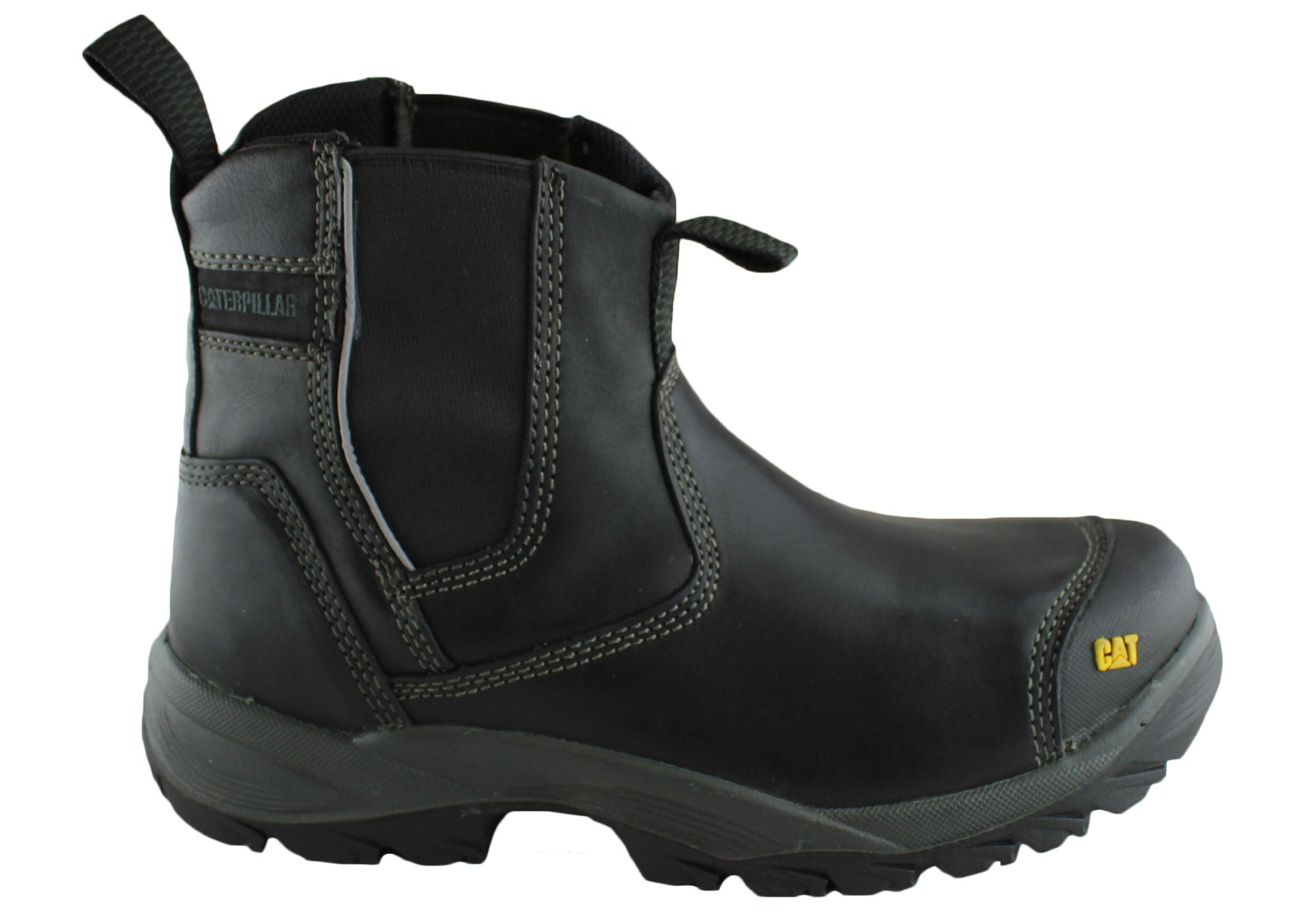 Details About New Caterpillar Cat Propane Mens Steel Toe Safety Boots