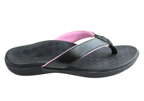 Scholl Orthaheel Sonoma II Womens Supportive Comfort Thongs