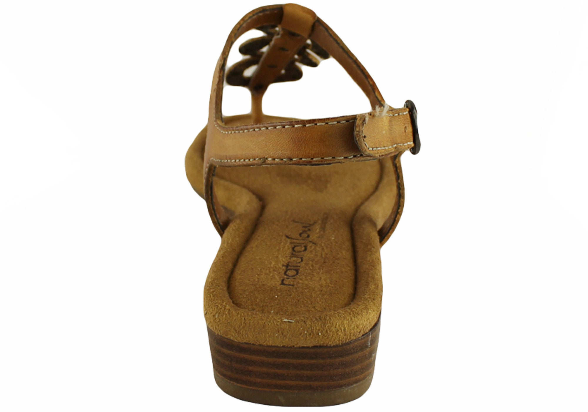 Natural Soul by Naturalizer Rolla Womens Leather Sandals