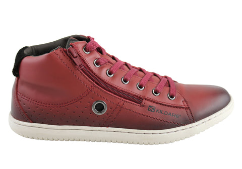Kildare Dyson Mens Casual Sneakers Made In Brazil