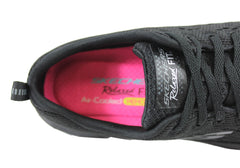 Skechers Valeris Backstage Pass Womens Memory Foam Shoes
