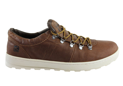 Kildare Jason Mens Casual Sneakers Made In Brazil