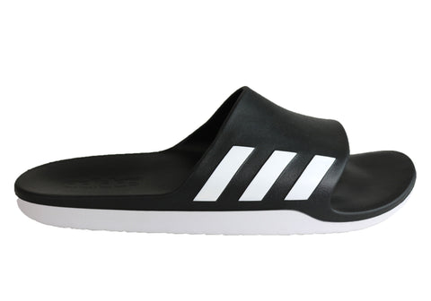 Adidas Mens Comfortable Aqualette CF Cushioned Sports Slides Sandals