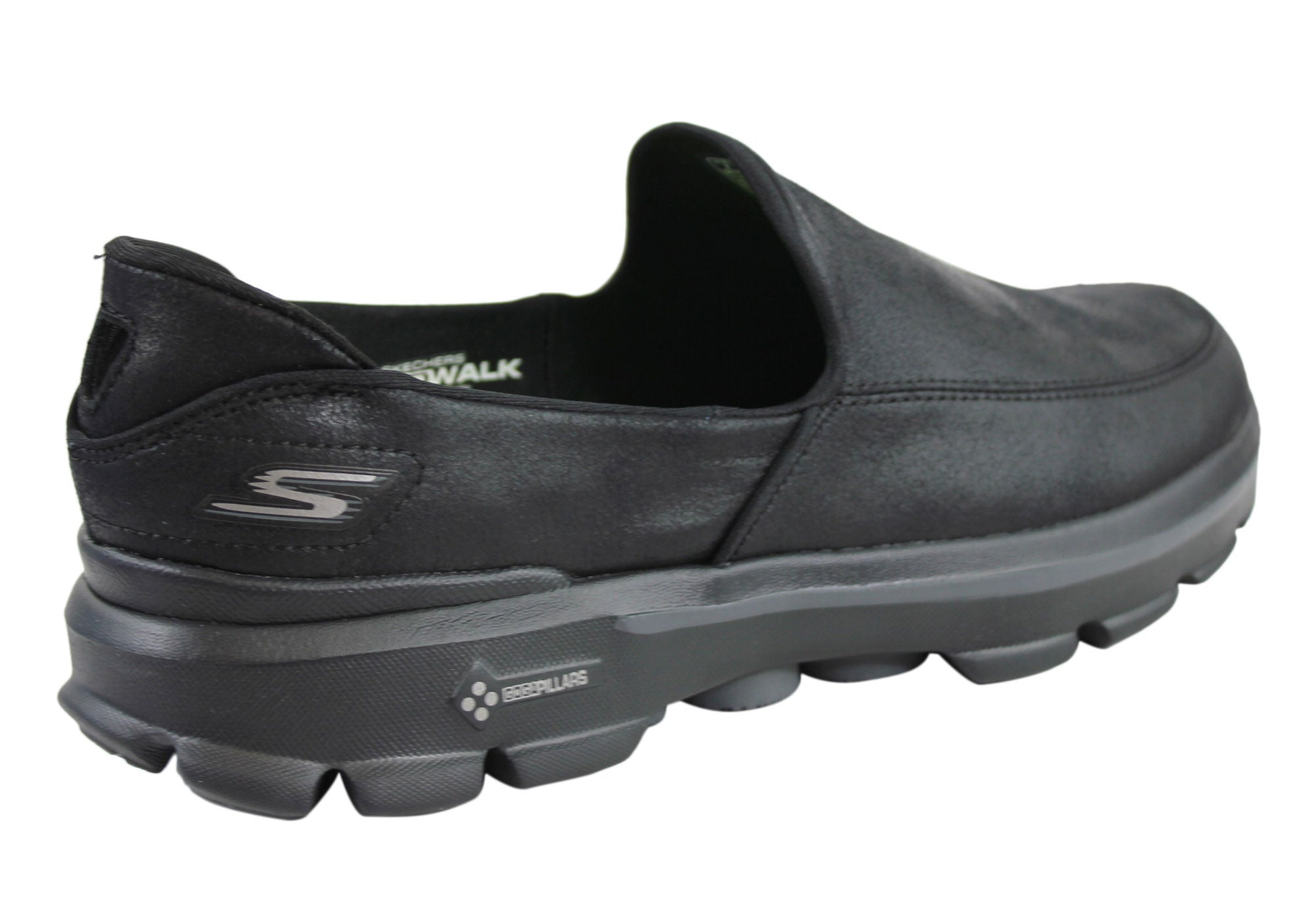 Skechers Go Walk 3 Suitable Mens Comfort Shoes