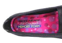 Skechers Atomic Magnetize Womens Memory Foam Shoes