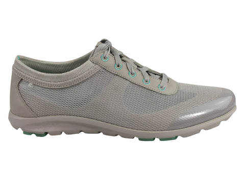 Rockport Truwalkzero II Wingtip Mesh Womens Shoes