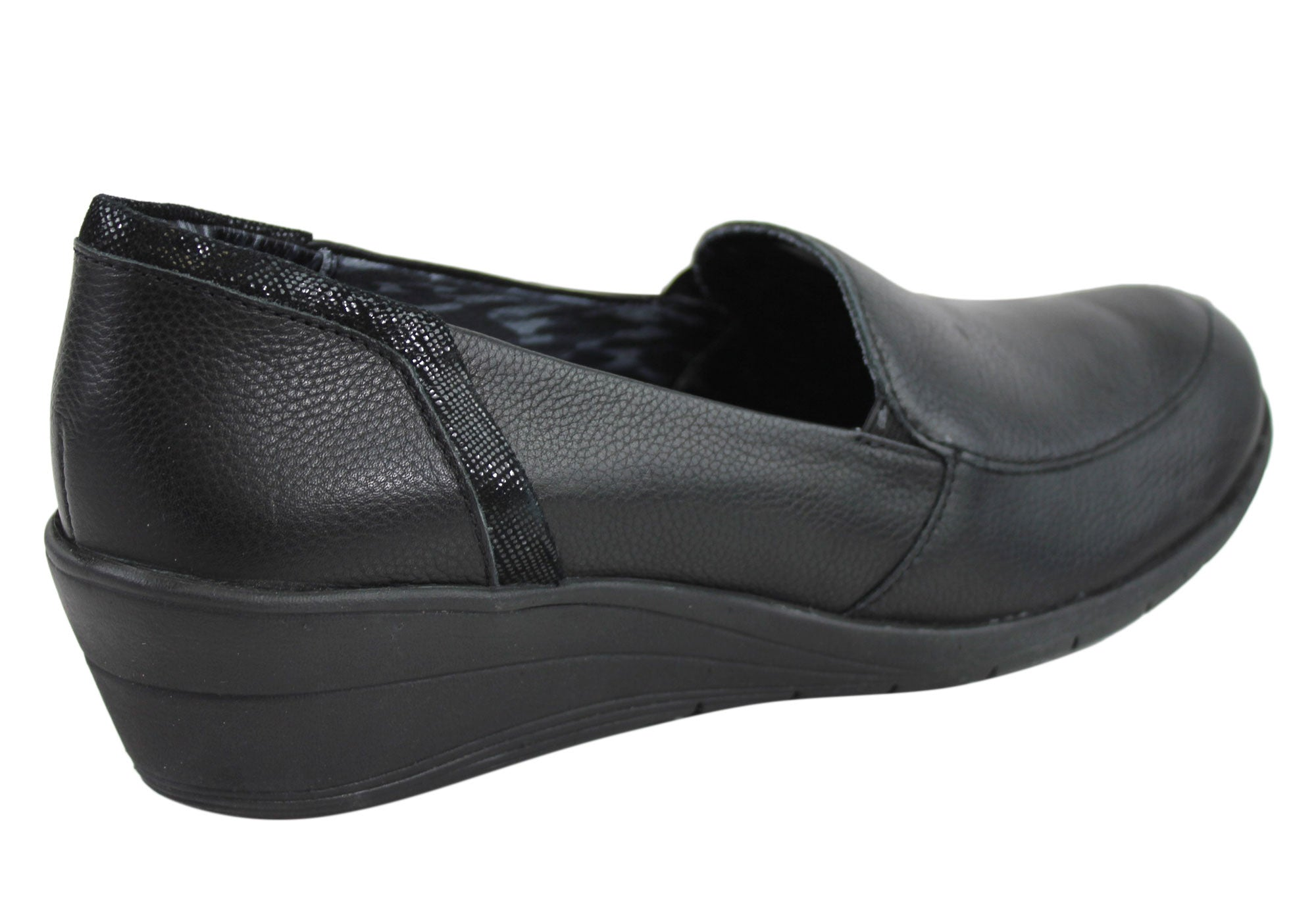 Hush Puppies Lulu Ware Womens Leather Shoes