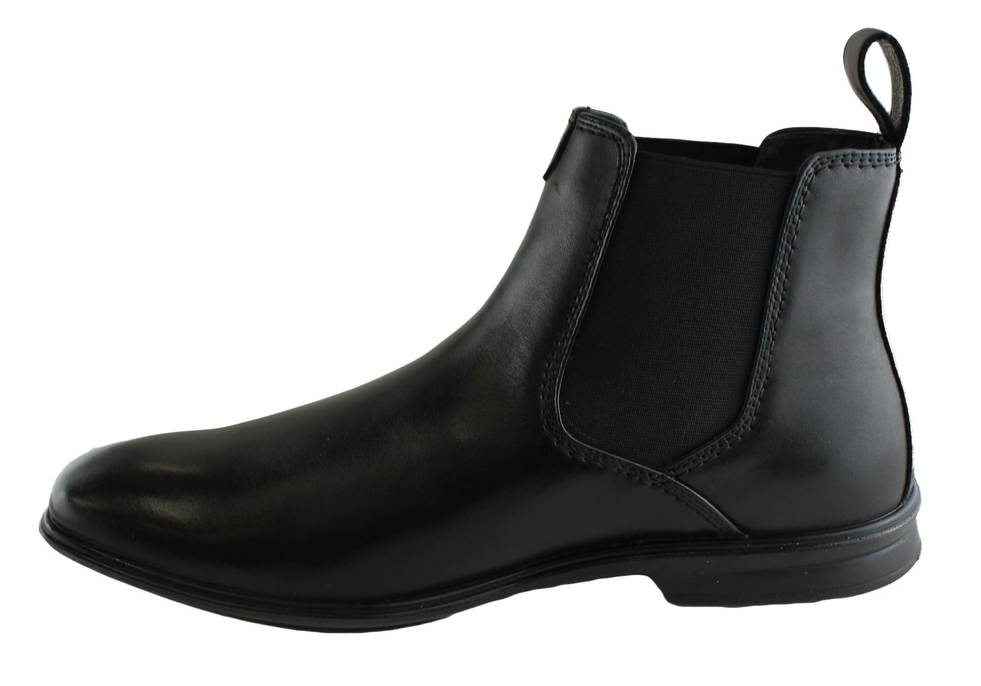 Hush Puppies Chelsea Mens Dress Pull On Boots