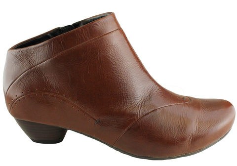 Hush Puppies Tottenham Womens Low Heel Ankle Boots