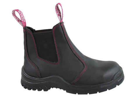 Hard Yakka Gem Womens Safety Steel Toe Boots