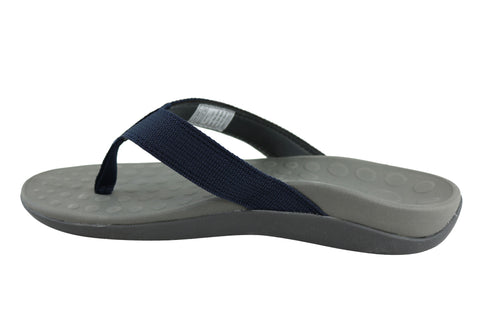 2f36184d89f0 Scholl Orthaheel Wave II Womens Comfort Orthotic Thongs With Support ...
